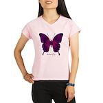 Deep Butterfly Performance Dry T-Shirt