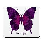 Deep Butterfly Mousepad