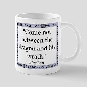 Come Not Between Mugs