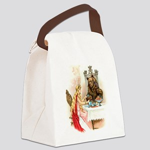Fairy Tale Collection: Beauty the Beast Canvas Lun