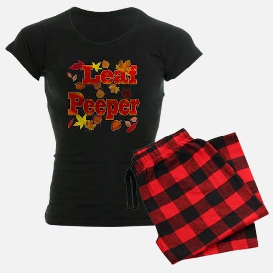 Leaf Peeper Pajamas