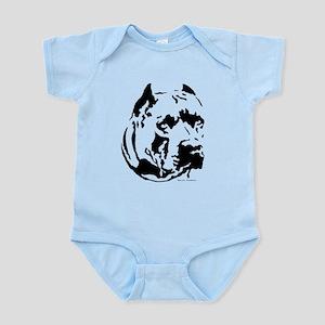 rocky cut out.png Infant Bodysuit