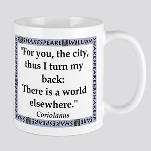 For You, the City Mugs