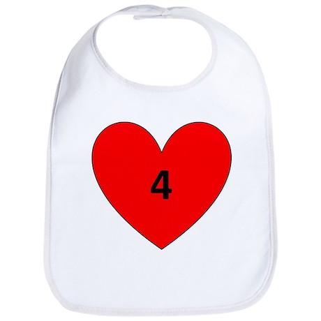 Aaron Craft Love Bib