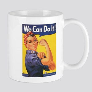 WWII POSTER WE CAN DO IT! Mug