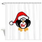 Ho Ho Ho Shower Curtain