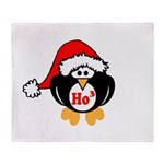 Ho Ho Ho Throw Blanket