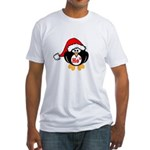 Ho Ho Ho Fitted T-Shirt