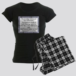 O Soveriegn Mistress Pajamas
