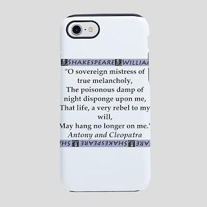 O Soveriegn Mistress iPhone 7 Tough Case