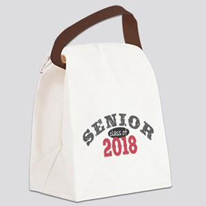 Senior Class of 2018 Canvas Lunch Bag