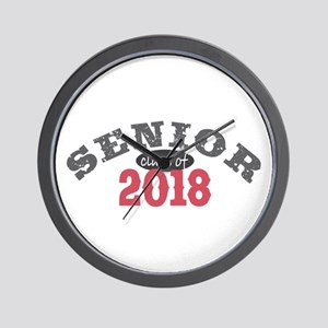 Senior Class of 2018 Wall Clock
