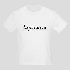 Esperanza, Vintage Kids Light T-Shirt