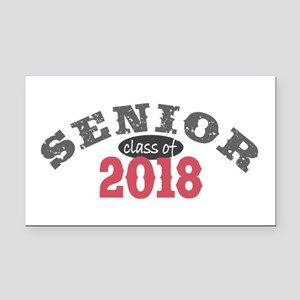 Senior Class of 2018 Rectangle Car Magnet