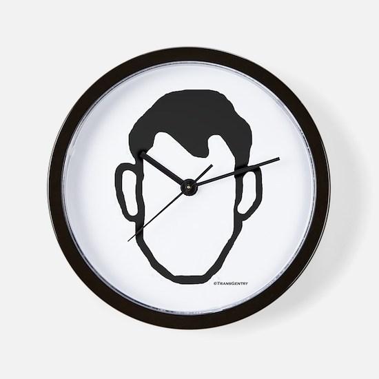TGGiantHead Wall Clock