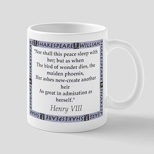 Nor Shall This Peace Mugs