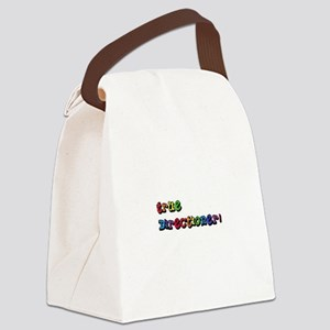 True Directioner Canvas Lunch Bag
