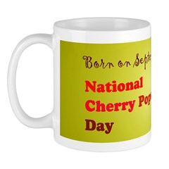 Mug: Cherry Popover Day