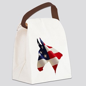 Proud American Home Canvas Lunch Bag