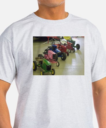 Pedal Pull Tractors Ready to Roll T-Shirt