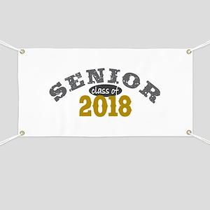 Senior Class of 2018 Banner