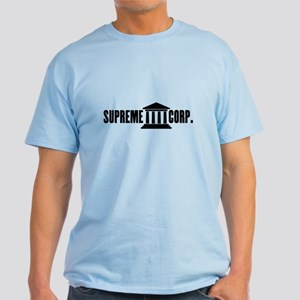 Citizens United = Supreme Corp. Light T-Shirt