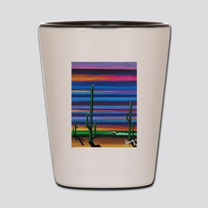 Sarape Sky Shot Glass