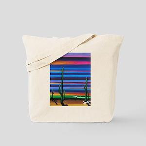 Sarape Sky Tote Bag