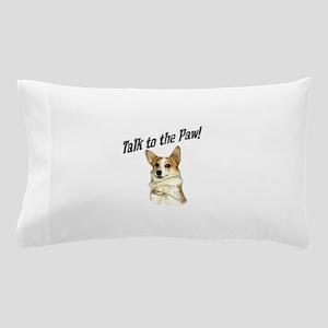 Talk to the Paw! Little Dott Pillow Case