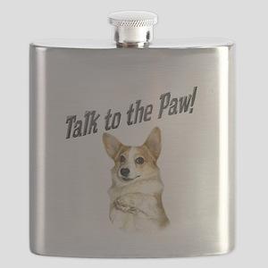 Talk to the Paw! Little Dott Flask