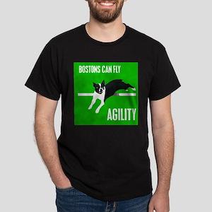 Boston Agility Black T-Shirt