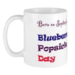 Mug: Blueberry Popsicle Day