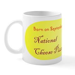 Mug: Cheese Pizza Day