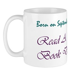Mug: Read A Book Day