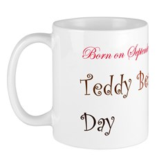 Mug: Teddy Bear Day