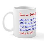 Mug: Stephen Foster's