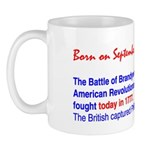 Mug: Battle of Brandywine of the American Revoluti