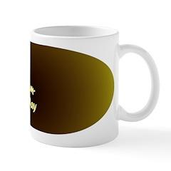 Mug: Cream-filled Donut Day Mug