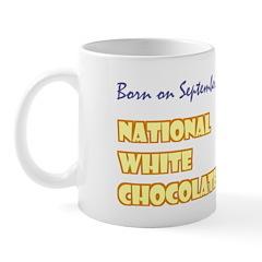 Mug: White Chocolate Day