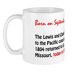Mug: Lewis and Clark Expedition to the Pacific coa