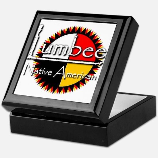 Lumbee Keepsake Box