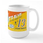 It's Alive Large Mug