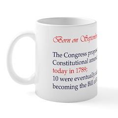 Mug: Congress proposed 12 Constitutional amendment