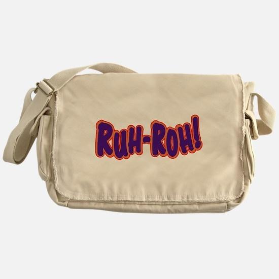 Ruh Roh Messenger Bag