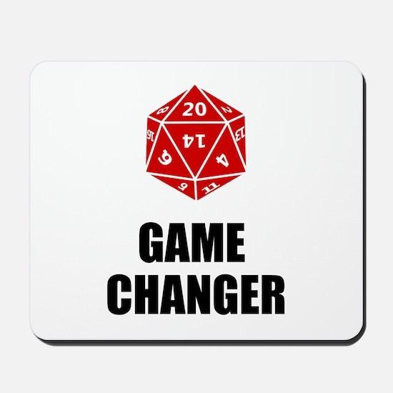 Game Changer Mousepad