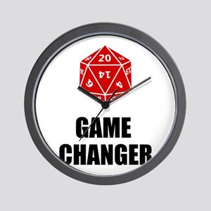 Game Changer Wall Clock