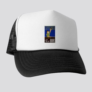 Back to School WPA Trucker Hat
