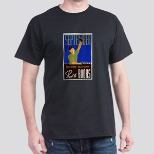 Back to School WPA Dark T-Shirt