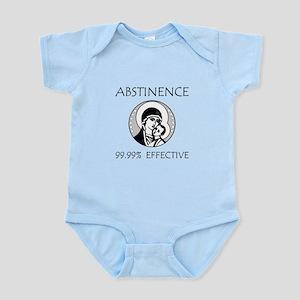 Abstinence Effective Infant Bodysuit
