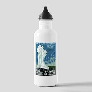 Yellowstone National Park WPA Stainless Water Bott